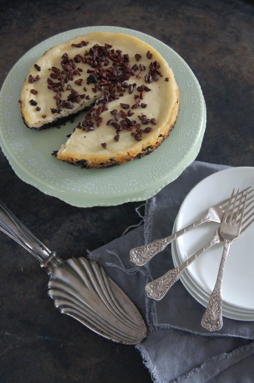 Cheesecake fotografie workshop