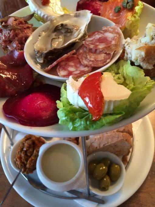 Lunch Herengracht