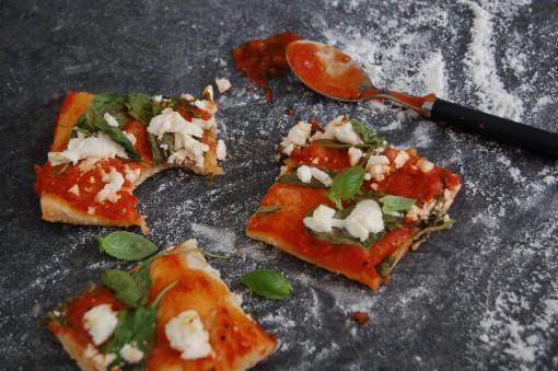Pizza fotografie workshop