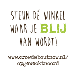 crowdabout Opgeweckt Noord