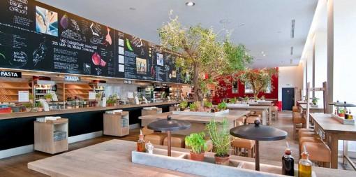 Vapiano restaurant