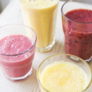 Workshop zomerse smoothies 13 juli