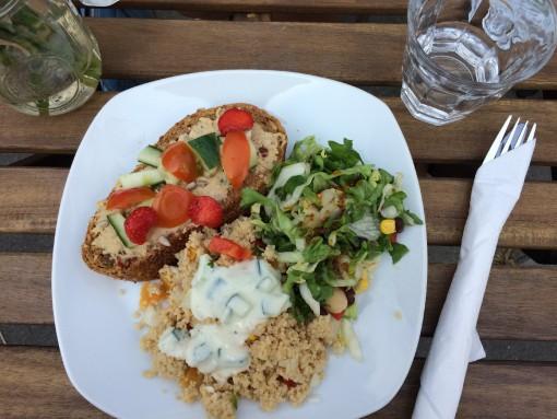 Salade Anat