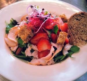 Wadapartja salade