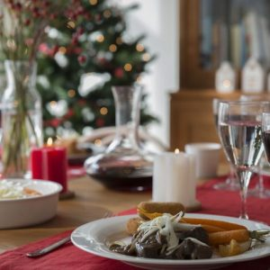 Workshop kerstmenu koken