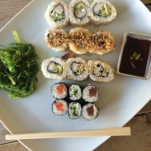 Sushi daily in Groningen!
