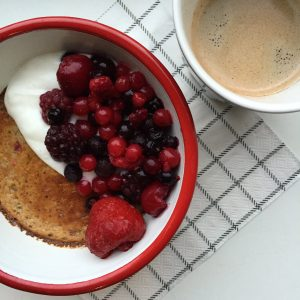 Bananenbrood mugcake
