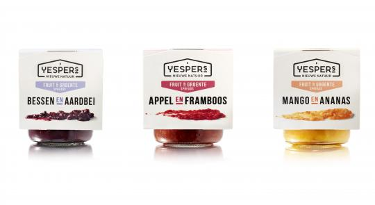 WIN 5x Yespers fruitspreads