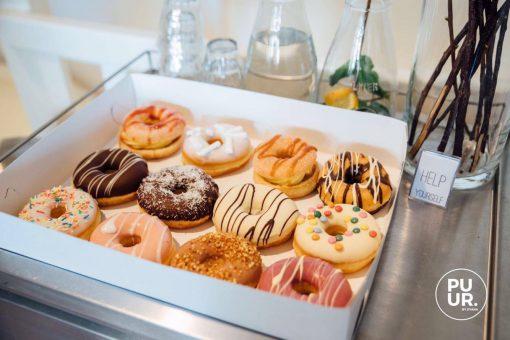 Winactie donuts Pure Frozen