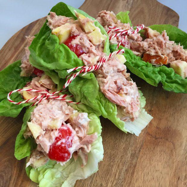 slawraps-met-tonijnsalade