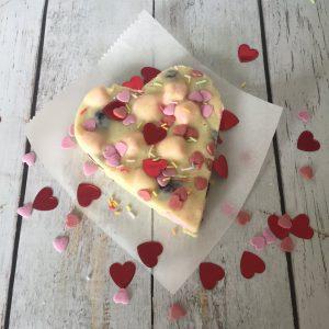 Valentijn fudge