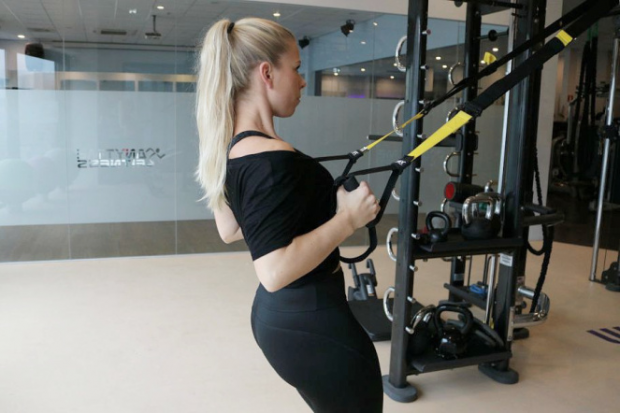 Workout met Jennifer #6
