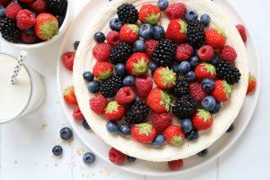 Gezonde cheesecake 1