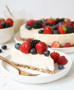 Gezonde cheesecake 2