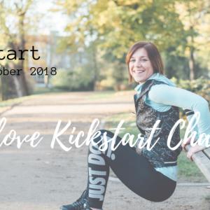 Foodilove kickstart challenge 1 oktober