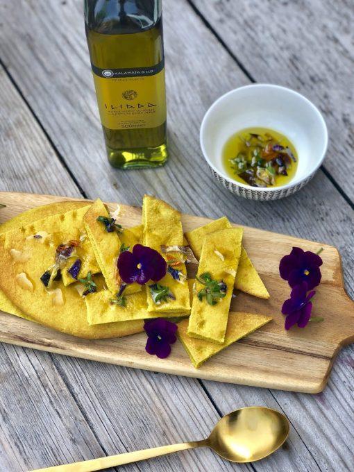 Crostine olijfolie